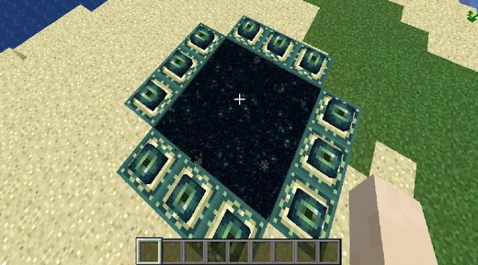 Minecraft: onde encontrar um portal final