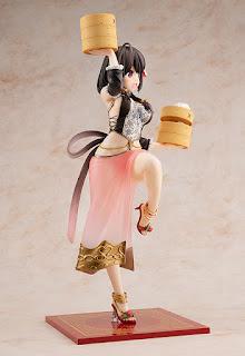 Megumin y Yunyun: Light Novel China Dress Ver.
