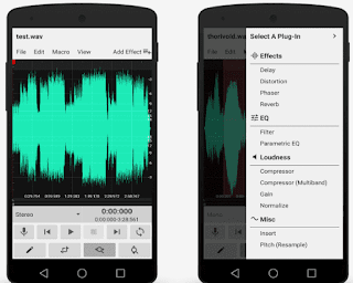 تحميل تطبيق WaveEditor™ Audio Recorder & Editor v1.77 (Pro) Apk