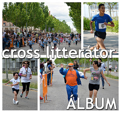 Cross del Litterator Aranjuez