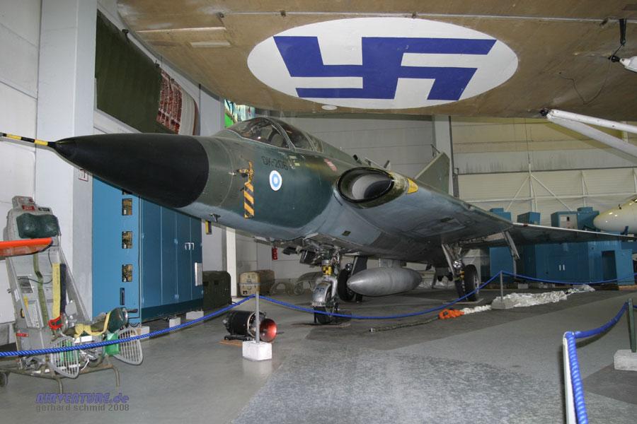 Finnische Luftwaffe Hakenkreuz
