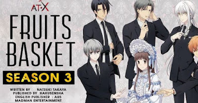 Fruit Basket Season 3 Episode 1 English Subbed
