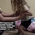Ibu rakam video anak lumpuh selepas kepalanya dijangkiti kutu babi