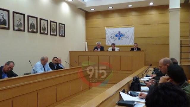 Συνεδριάζει η ΠΕΔ Πελοποννήσου