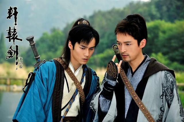 Jiang Jinfu Hu Ge Xuan Yuan Sword Scar of Sky