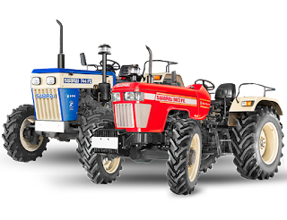 second biggest selling tractor brand in India