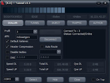 [K.O] ~ Tunnel v1.1 + Inject AXIS - XL & INDOSAT