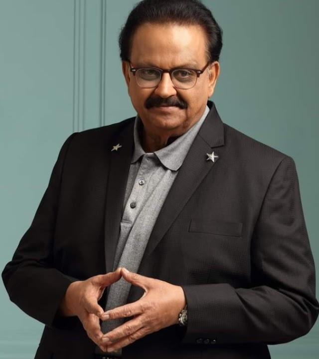 Legendary Singer SP Balasubrahmanyam has died at the age of 74.The shadow of mourning among the  artist's