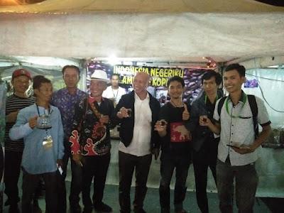 Dewan Kopi Lampung Apresiasi Penyelenggaraan Pekan Raya Lampung 2019