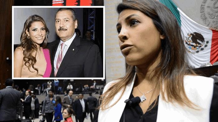 La Senadora del PRI e hija de Manlio Fabio Beltrones depositó 10.4 millones de dólares en banco de Andorra, la FGR investiga a la Familia