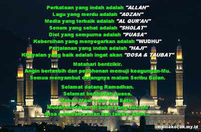 45 Koleksi DP BBM Ucapan Minta Maaf Bulan Ramadhan