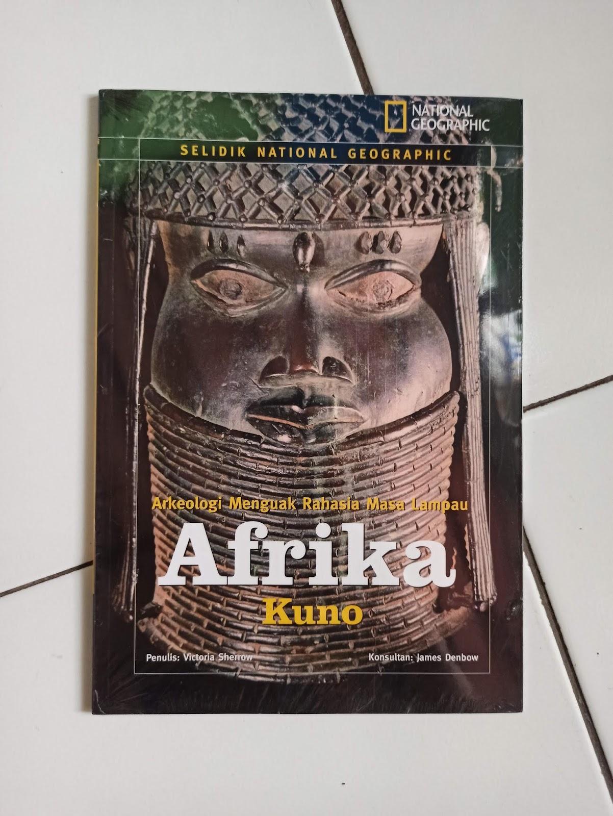 Buku Baru Afrika Kuno