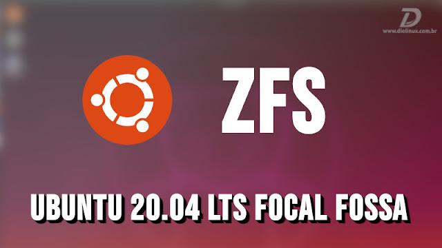 Melhorias no ZFS estão a caminho para o Ubuntu 20.04 LTS