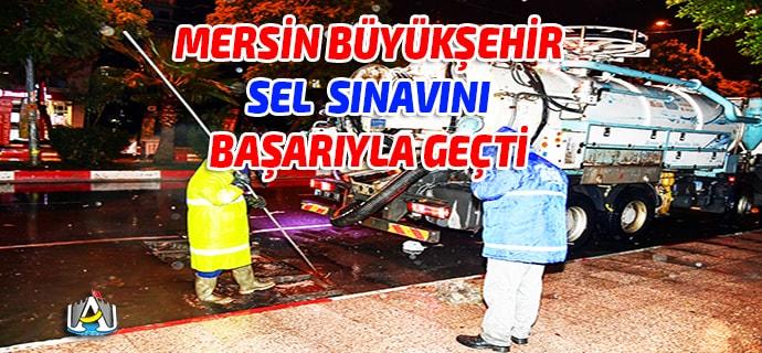Mersin Haber, Mersin Son Dakika, Mersin Büyük Şehir Belediyesi, Vahap Seçer,