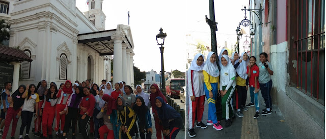 SMK Nusaputera 2, City Tour