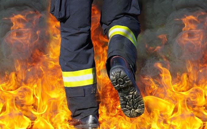 Tűz keletkezett egy gyömrői autófényező-műhelyben