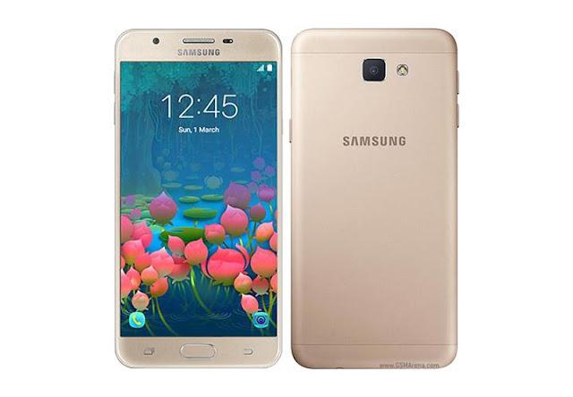 Chiếc điện thoại Samsung Galaxy j5 Prime