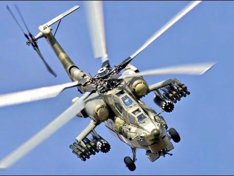 الجاسوسة مي 28، السلاح الروسي الجديد في تدمر