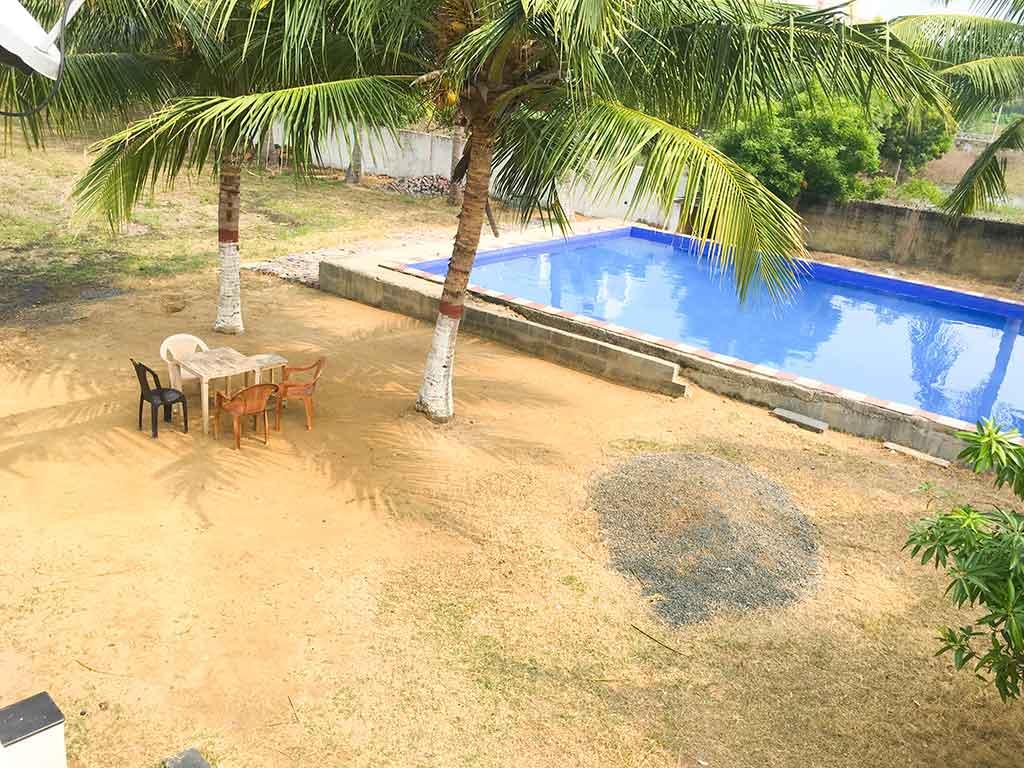 abi garden ecr farm house in chennai