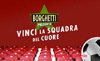 Logo Caffè Borghetti ''Vinci la squadra del cuore'': 200 Voucher Foot Locker e molto altro