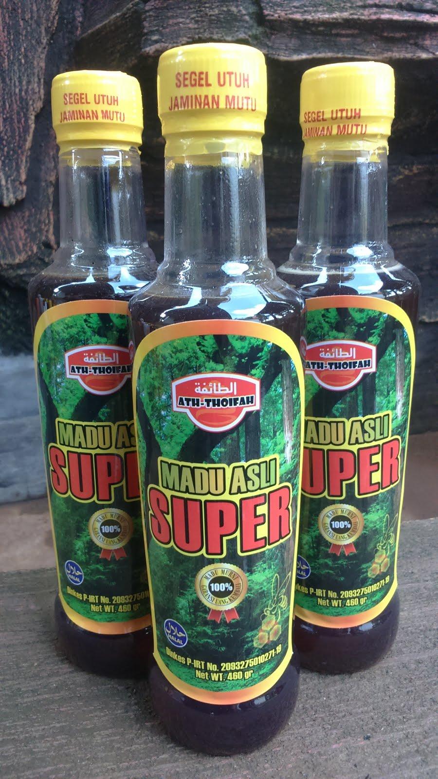 Maduherbalunggulan Madu Asli Supermadu Super Ath Thoifahmadu Murni Hutan Merupakan 100 Yang Diperoleh Dari Pedalaman Di Indonesiamadu Ini Berasal Aneka Macam Nektar Atau Bunga