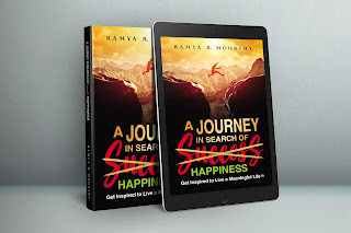 Book: A Journey in Search of Happiness by Ramya R.Moorthy