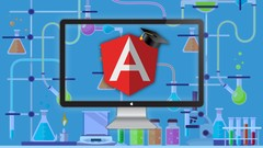 Angular 8 Advanced MasterClass & FREE E-Book
