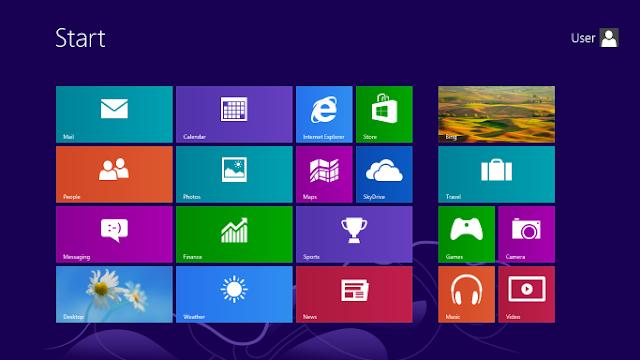 Fitur Teratas di Windows 8