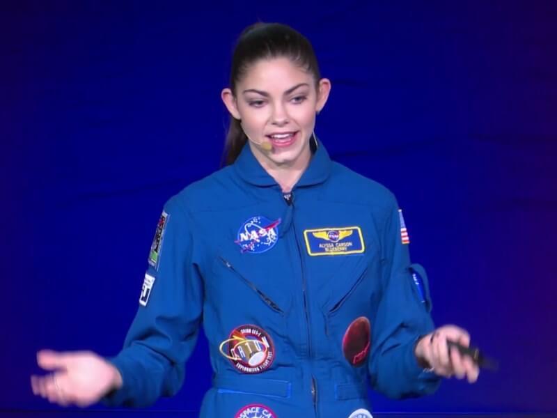 Alyssa Carson Mars