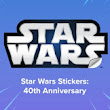 Star Wars Stickers: 40th Anniversary v1.0.1 - APK - Download
