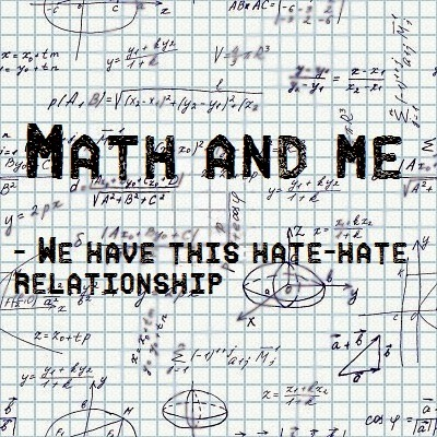 A Story About Math and Me
