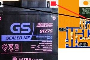 Skema Amplifier TDA2030 Tegangan Tunggal