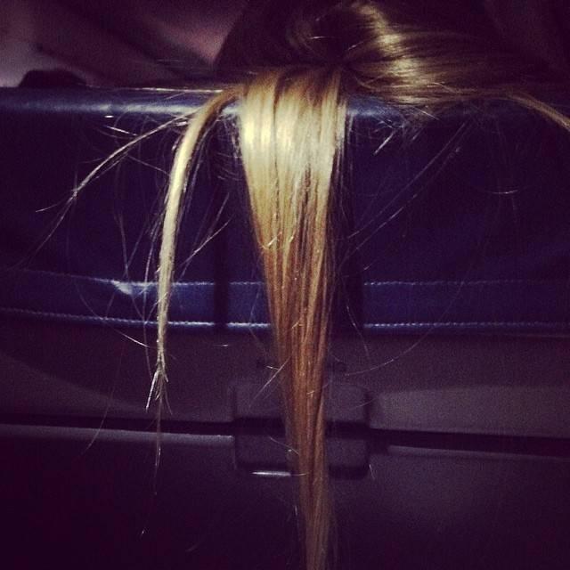 Los peores pasajeros avion
