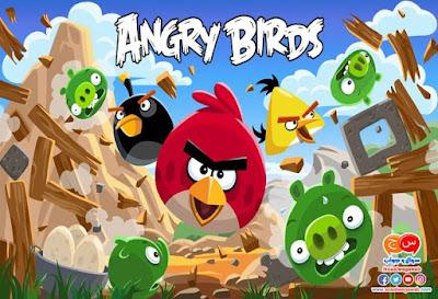 شاهد وقم بتحميل لعبة الطيور الغاضبة للكمبيوتر angry birds