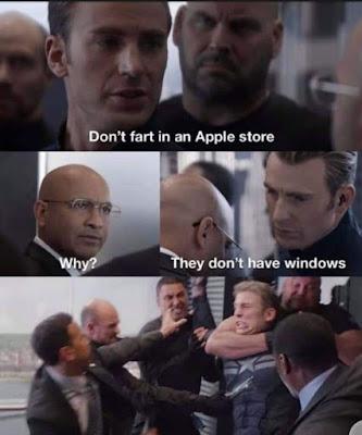 Captain America Meme