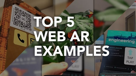 Examples of Web AR in 2021 | Web AR framework | Augmented reality for the web | Web | Google Developers