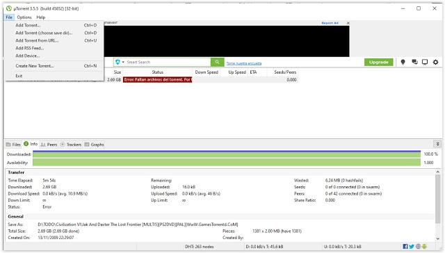 تحميل برنامج يوتورنت uTorrent للويندوز أحدث إصدار 2021