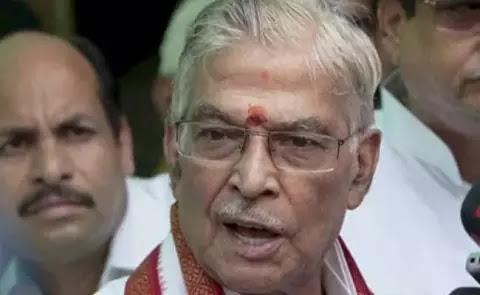 मुरली मनोहर जोशी के बयान पर बवाल, कश्यप ने पाकिस्तान जाने को कहा