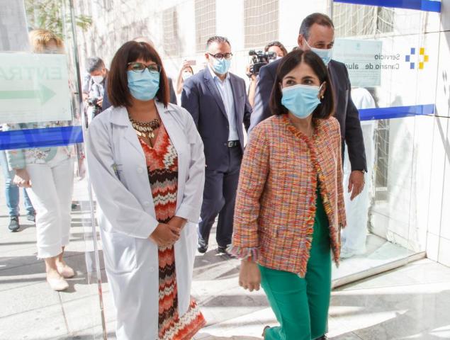 Sanidad sigue estudiando las opciones para la segunda dosis de Astrazeneca