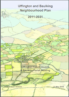 Cover of Uffington and Baulking Neighbourhood Plan