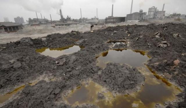 Tuliskan 3 Dampak Pencemaran Tanah