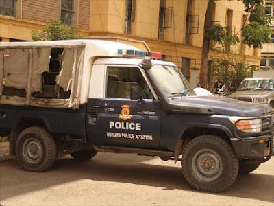 Huruma Police station video incident download