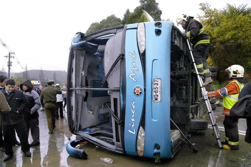 Liberty Seguros pagará indemnizaciones a las familias de las víctimas del accidente del bus Línea Azul