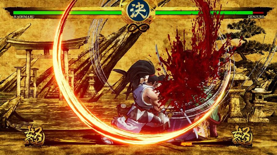 samurai shodown 2019 reboot gameplay overview snk haomaru v genjuro kibagami