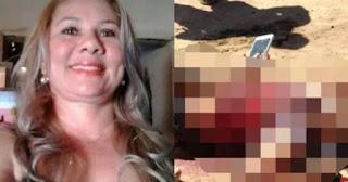 Técnica de Enfermagem é morta a facadas pelo ex-companheiro no interior do Piauí