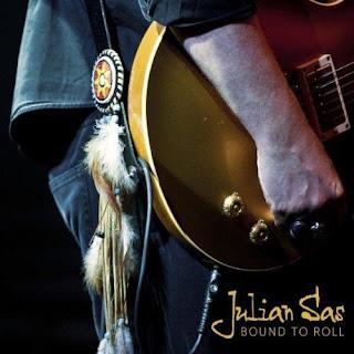 Le Deblocnot Julian Sas Bound To Roll 2012 Par Rockin Jl