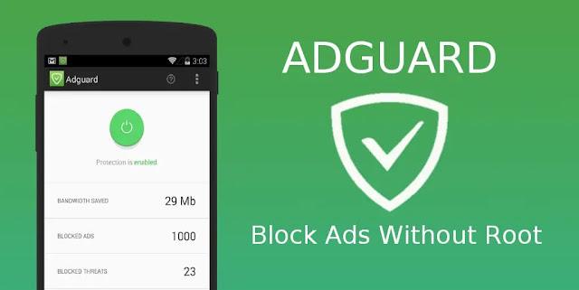 Adguard Pro mod apk