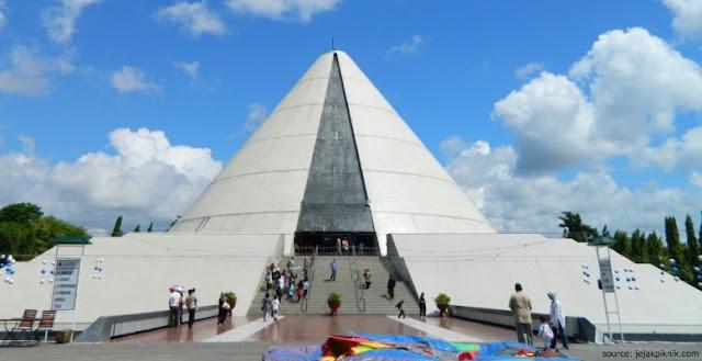 Sejarah dan Wisata di Monjali (Monumen Jogja Kembali)