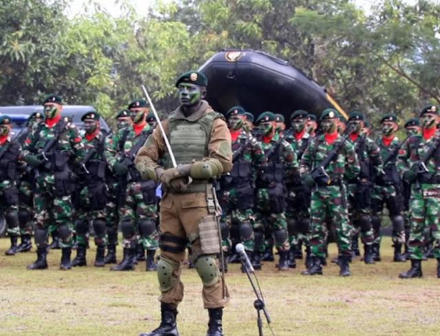 Global Fire Power (GFP) Umumkan 25 Negara Dengan Militer Terkuat II Indonesia Peringkat 16