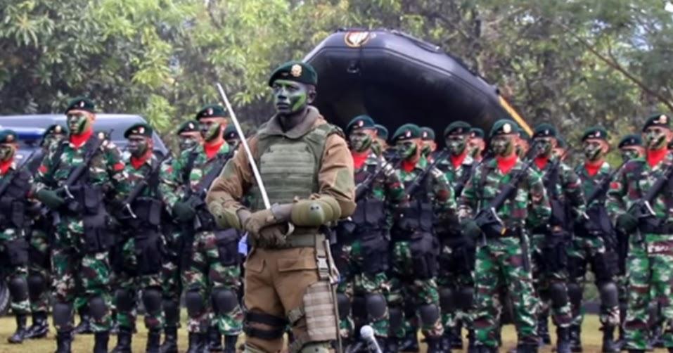 Global Fire Power (GFP) Umumkan 25 Negara Dengan Militer